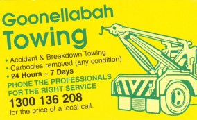 Goonellabah Towing